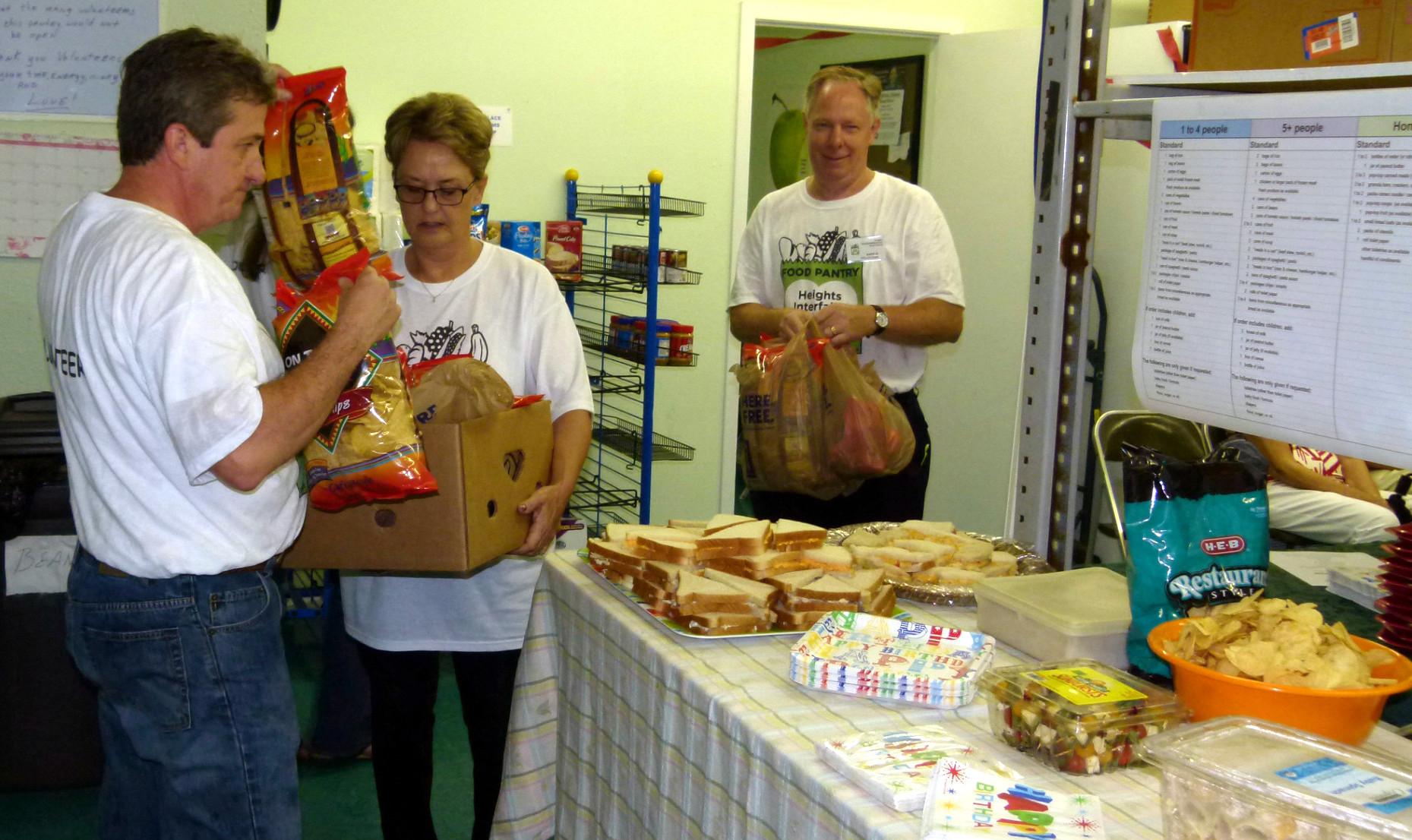 Helping Neighbors Food Pantry